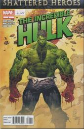Incredible Hulk (The) (2011) -1- Hulk: Asunder Part 1