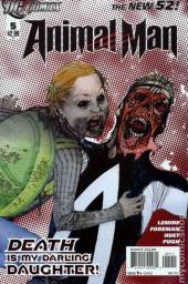 Animal Man (2011) -5- Animal Man #5