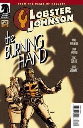Lobster Johnson (2007) -7- The Burning Hand #2