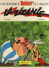 Astérix -15c1987- La zizanie