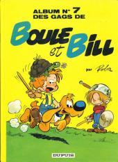 Boule et Bill -7d80- Album N° 7 des gags de Boule et Bill