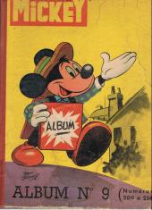 (Recueil) Mickey (Le Journal de) (1952) -9- Album n°9 (n° 209 à 234)