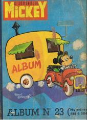 (Recueil) Mickey (Le Journal de) (1952) -23- Album n° 23 (n°488 à 504)