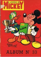 (Recueil) Mickey (Le Journal de) (1952) -33- Album n°33 (n°661 à 678)