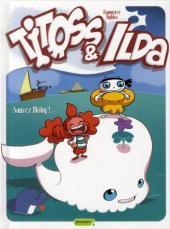 Titoss & Ilda -3- Sauvez Moby!