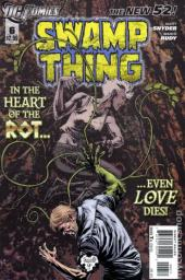 Swamp Thing (2011) -6- The Black Queen