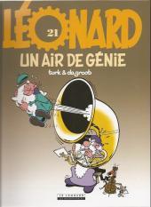 Léonard -21Ind2012- Un air de génie
