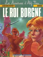 Les aventures d'Alef-Thau -3a1990- Le roi borgne