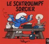 Schtroumpfs (Mini-Albums) -9- Le schtroumpf sorcier