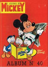 (Recueil) Mickey (Le Journal de) (1952) -40- Album n°40 (n°787 à 804)