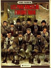 Les phalanges de l'ordre noir -b1984- Les Phalanges de l'Ordre Noir