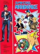 Mandrake (3e Série - Remparts) (Spécial - 1) -86- L'insaisissable Mister X