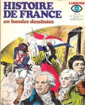 Histoire de France en bandes dessinées -15a- La Révolution