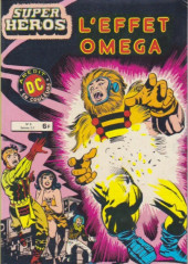 Super Héros -8- L'effet Omega