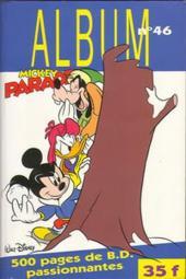 Mickey Parade -3REC46- 3e série - Album n°46 (n°243, 244 et 245)