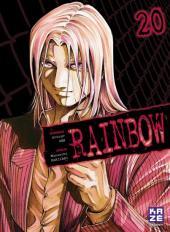 Rainbow -20- Tome 20