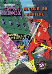 Super Héros -11- Retour en arrière