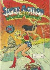 Super Action avec Wonder Woman -2- Paradis en péril