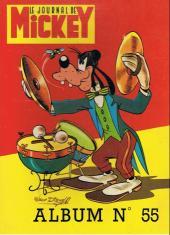 (Recueil) Mickey (Le Journal de) -55- Album n°55 (n°1039 à 1045)