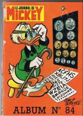 (Recueil) Mickey (Le Journal de) (1952) -84- Album n°84 (n° 1398 à 1407)