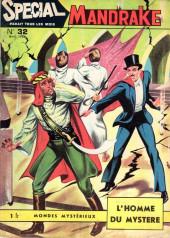 Mandrake (3e Série - Remparts) (Spécial - 1) -32- L'homme du mystère - 1