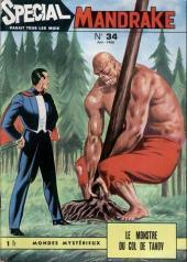 Mandrake (3e Série - Remparts) (Spécial - 1) -34- Le monstre du col de Tanov - 1