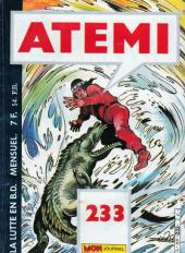 Atemi -233- Dans les ruines de Tokyo