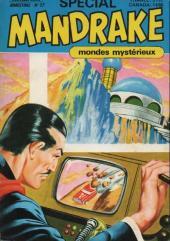 Mandrake (4e Série - Remparts) (Spécial - 2) -17- Mirages dans l'espace