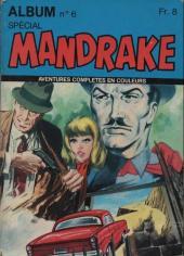 Mandrake (4e Série - Remparts) (Spécial - 2) -Rec06- Album N°6 (du n°17 au n°18)