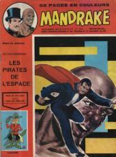 Mandrake (1e Série - Remparts) (Mondes Mystérieux - 1) -414- Les pirates de l'espace