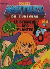 Maîtres de l'Univers (Euredif) -4- Le seigneur des plantes