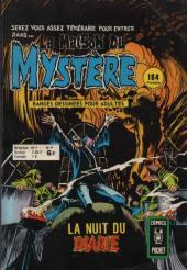 La maison du Mystère (Arédit) -4- La nuit du Diable