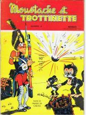 Moustache et Trottinette (Mensuel) -9- Le siège de Kouglofbourg