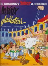 Astérix (Hachette) -4b05- Astérix gladiateur