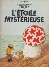 Tintin (Historique) -10B33- L'étoile mystérieuse