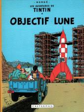 Tintin (Historique) -16C1- Objectif lune