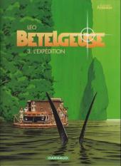 Bételgeuse -3b2003- L'Expédition