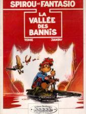 Spirou et Fantasio -41Pub- La vallée des bannis