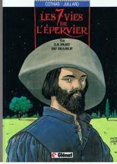 Les 7 Vies de l'Épervier -6a1991- La part du Diable