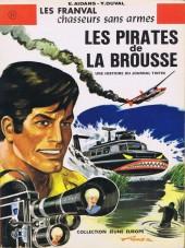 Les franval -5- Les pirates de la brousse