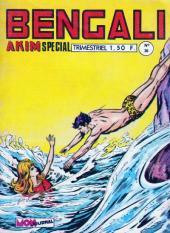 Bengali (Akim Spécial Hors-Série puis Akim Spécial puis) -36- Le dieu des coupeurs de têtes