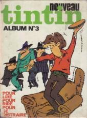 (Recueil) Tintin (Nouveau) -3- Album N°3