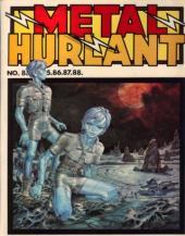 (Recueil) Métal Hurlant -17- Recueil Métal Hurlant du N°83 au N°88