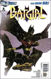 Batgirl (2011) -6- A house made of spun glass