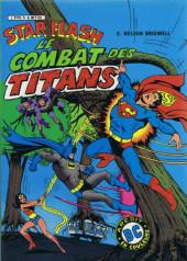 Star Flash -5- Le combat des titans