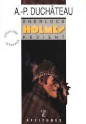 (AUT) Duchâteau -Roman- Sherlock Holmes revient
