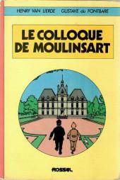 (AUT) Hergé -74- Le colloque de Moulinsart