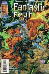 Fantastic Four (1996) -4- The heart of darkness