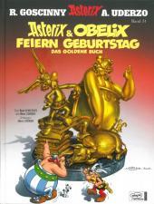 Astérix (en allemand) -34- Feiern Geburtstag das Goldene Buch