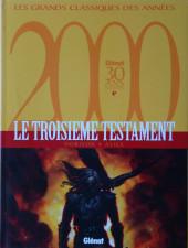 Le troisième Testament -1b- Marc ou le réveil du lion (30 ans d'edition)